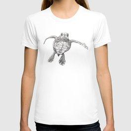Chelonioidea (the turtle) T-shirt