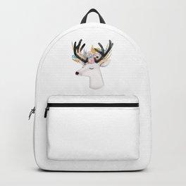 Deer & Flowers Backpack