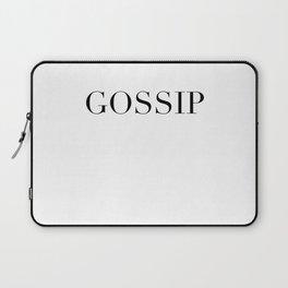 GOSSIP Laptop Sleeve