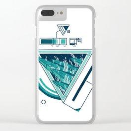 Rare Clear iPhone Case