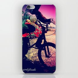 Unknown Racer iPhone Skin