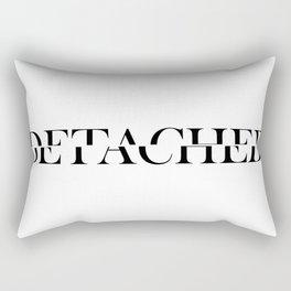 Detached. Rectangular Pillow