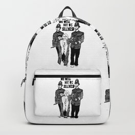 We Will Not Be Silenced III Backpack