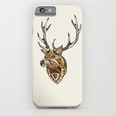 Deer // Animal Poker Slim Case iPhone 6s
