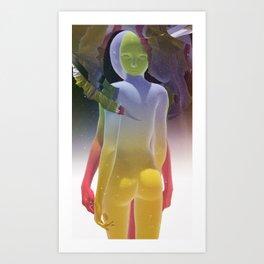Gemini 623 Art Print