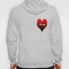 Key to my Heart Hoody
