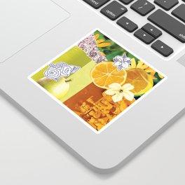 Lemon Sunshine Sticker