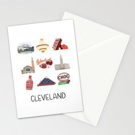 Cleveland Stationery Cards