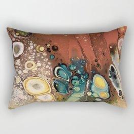 Autumn leaf colors Rectangular Pillow