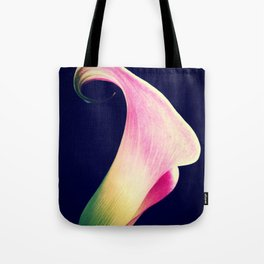 Calla Lily - iPhoneography Tote Bag