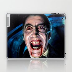 Christopher Lee Dracula Horror Movie Monsters Laptop & iPad Skin
