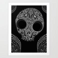 sugar & spice. Art Print