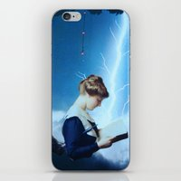 notorious iPhone & iPod Skins featuring Notorious Lightning by John Turck