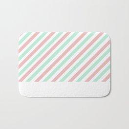 Candycane Bath Mat