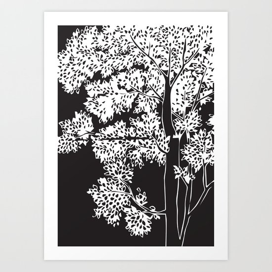 The Tree Art Print