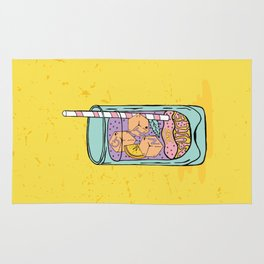 Gin & Juice Rug