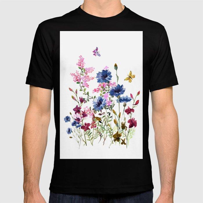 Wildflowers IV T-shirt