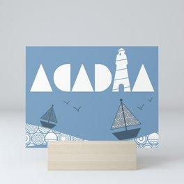 Acadia Mini Art Print