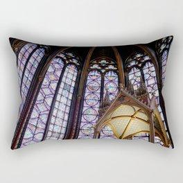 La Sainte-Chapelle. Rectangular Pillow