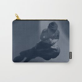 buddha monochrome Carry-All Pouch