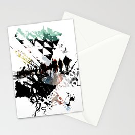 GOING NOWHERE Stationery Cards