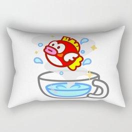 Cheep Cheep Tea Rectangular Pillow