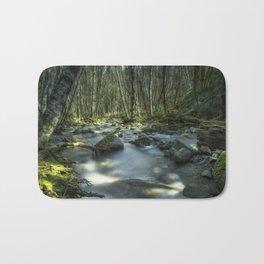 A Companionable Solitude Bath Mat
