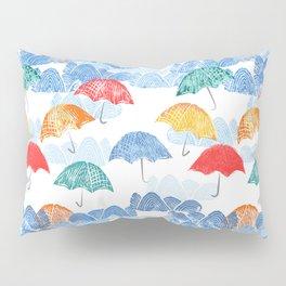Umbrella Spring Pillow Sham