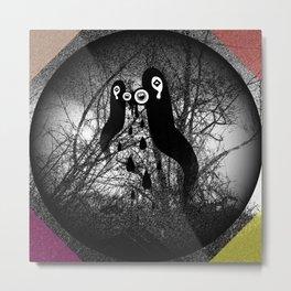 1000 days in the woods II Metal Print