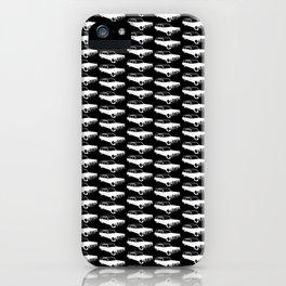 White Hearse iPhone Case