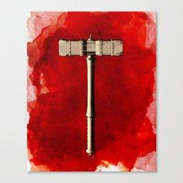 Hammer of Thor Canvas Print