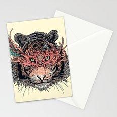 Masked Tiger Stationery Cards