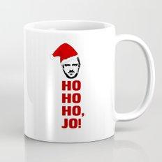 HO HO HO, JO! Breaking Bad Christmas Card Jesse Pinkman Mug
