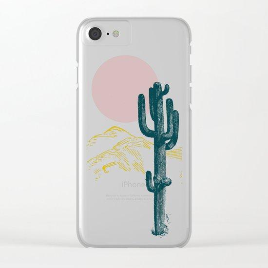 hace calor? Clear iPhone Case