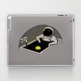 Space bath Laptop & iPad Skin