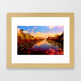 Unbelievable Sights Framed Art Print