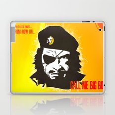 Call Me Big Boss Laptop & iPad Skin