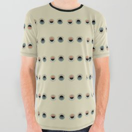 day eye night eye All Over Graphic Tee