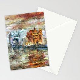Amritsar Palace, India Stationery Cards