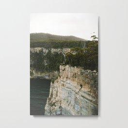 Waterfall Bay II Metal Print