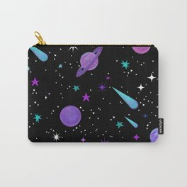 Just close your eyes and think about space Carry-All Pouch