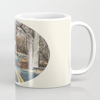 journey Mugs featuring Journey by Brandy Coleman Ford