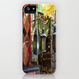 Arabian Lanterns 2! iPhone Case