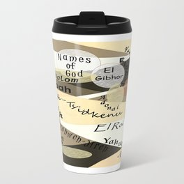 Names of God Travel Mug