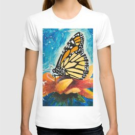 Butterfly - Discreet clarity - by LiliFlore T-shirt