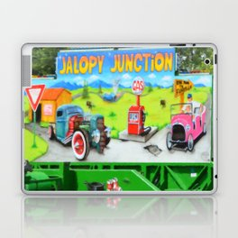 Jalopy Junction 3 Laptop & iPad Skin