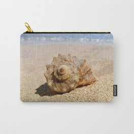 whelk on the beach Carry-All Pouch