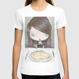 I HATE YOU DUDE! T-shirt
