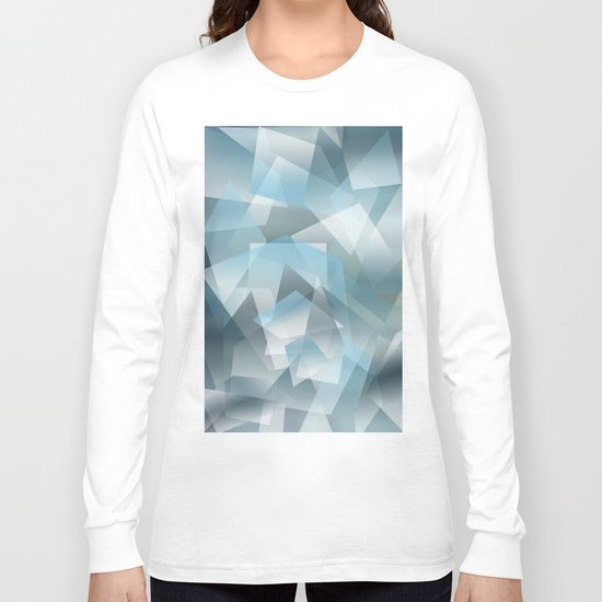 Abstract 208 Long Sleeve T-shirt