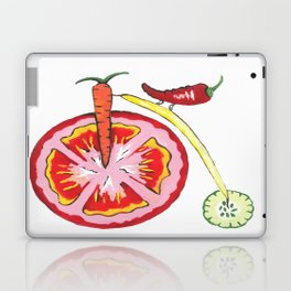 Veggie Bike Laptop & iPad Skin